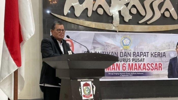 Kolaborasi Prof Husain dan Rudianto Lallo Kembalikan Kejayaan IKA SMAN 6 Makassar