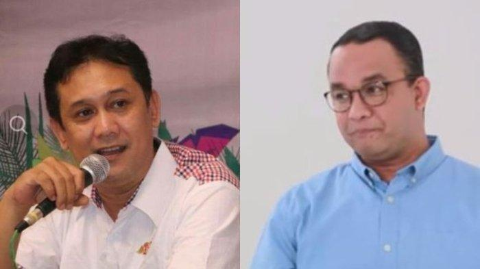 LAGI! Denny Siregar Singgung Kasar Anies Baswedan di Twitter, 'Takut Mencret'