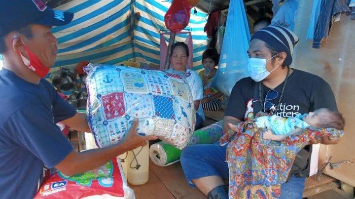 Pengungsi Gempa Sulbar di Majene Mulai Gatal-gatal dan Diare