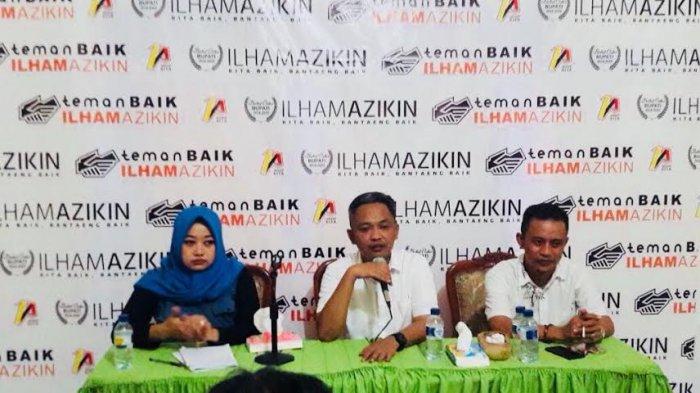 Relawan IlhamSAH Komitmen Kawal Pemerintahan Ilham Azikin-Sahabuddin
