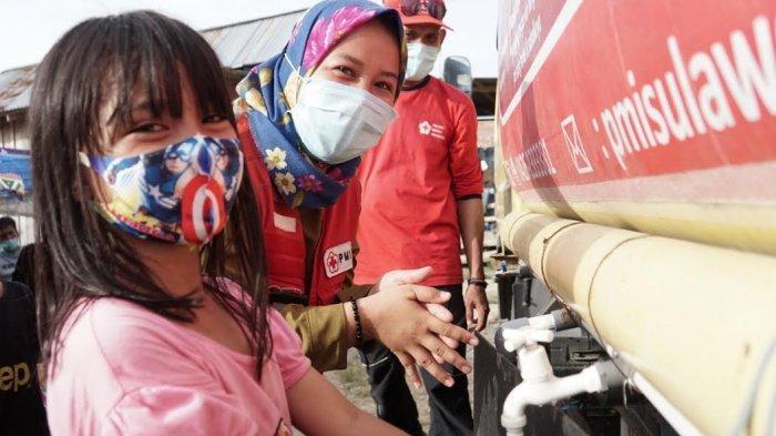 PMI Sulbar Kembali Open Donasi untuk Penyintas Gempa Majene dan Mamuju