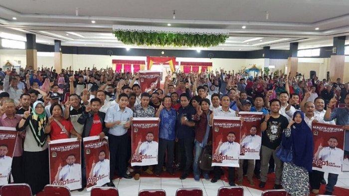 Ketua Tim Anies-Sandi Bekali 978 Tim Pemenangan Appi dari 154 Kelurahan di Makassar