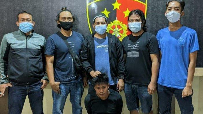 Curi Handphone di Parkiran Kantor Dukcapil Palopo, Warga Pontap Ditangkap Polisi