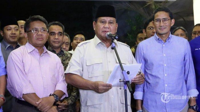 Prabowo-Sandiaga Kalah di MK, Bisakah Sengketa Pilpres 2019 Dibawa ke Peradilan Internasional?