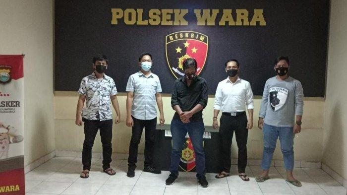 Pinjam Uang dengan Jaminan Mobil Orang Lain, Warga Palopo Dibekuk Polisi