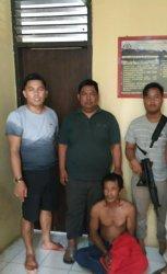 Tahanan Kabur dari Rutan Sidrap Ditangkap di Wajo