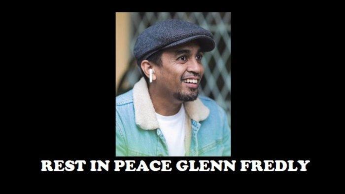 Rest In Peace RIP Glenn Fredly Meninggal Dunia Usia 44, Baru Saja Rayakan Ultah Istrinya Mutia Ayu