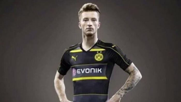 Borussia Dortmund Tanpa Marco Reus Hingga Agustus