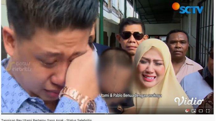 Rey Utami Terima Ganjaran Penjara Soal Skandal Bau Ikan Asin, Kok Pablo Benua Bahas Cerai? Foto-foto