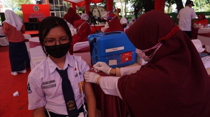 ALHAMDULILLAH Sudah 100 Juta Warga Indonesia Sudah Vaksin Covid-19 Tapi Tetap Pakai Masker Ya!