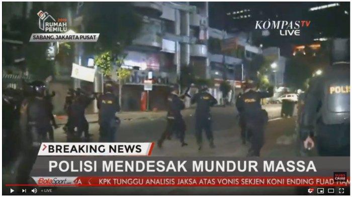 Sosok Provokator Kerusuhan di Jakarta Diungkap Polisi, 'Dari Luar Jakarta yang Pertama Memprovokasi'