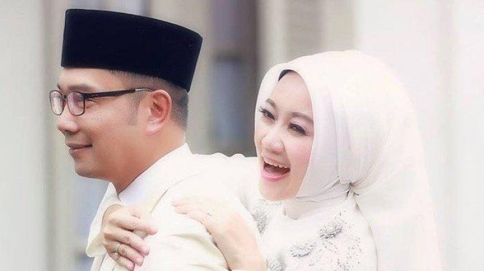 Ternyata Atalia Praratya Bukan Cinta Pertama Ridwan Kamil, Ditinggal Nikah Kekasih Karena 'Miskin'