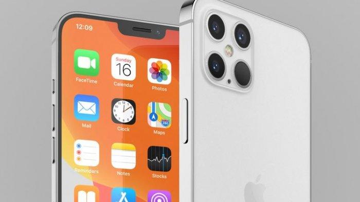 Ilustrasi iPhone 12 - Rilis 13 Oktober 2020, Tagline iPhone 12 Hi Speed, Bekal Chip A14 Bionic, Ini Bocoran Harga 12 Produknya?