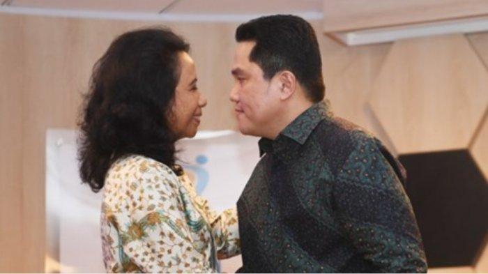 5 Mimpi Besar Ex Menteri BUMN Rini Soemarno 'Dihancurkan' Erick Tohir, Pejabat Pilihan Jokowi
