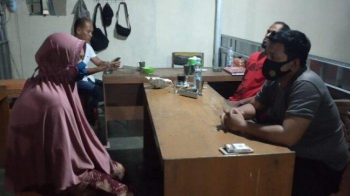 Polisi Tangkap Wanita yang Buang Bayinya di Sungai Meli Luwu Utara