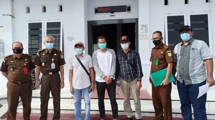 11 Tahun DPO, Tersangka Korupsi Beasiswa Miskin Akper Ditahan di Lapas Bulukumba