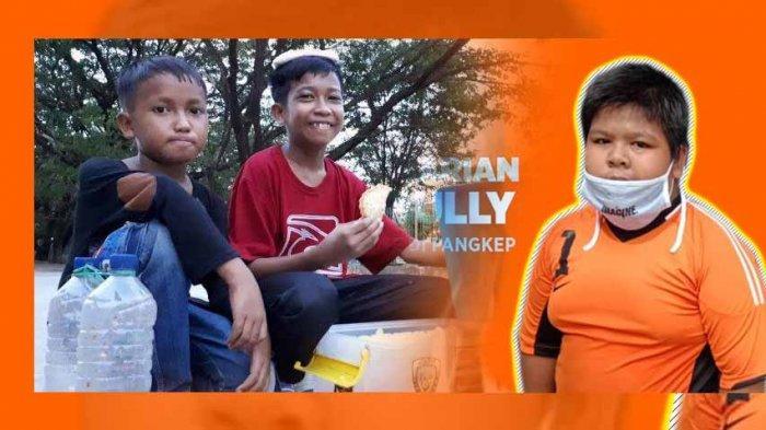 Beda Nasib Rizal Korban Bully di Pangkep dengan Firman, Bocah Penjual Jalangkote di Maros, Prihatin