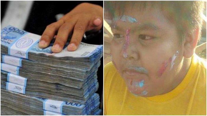 Rizal Penjual Jalangkote Korban Bully di Pangkep Mendadak Dapat Segepok Uang, Lihat Sosok Dermawan