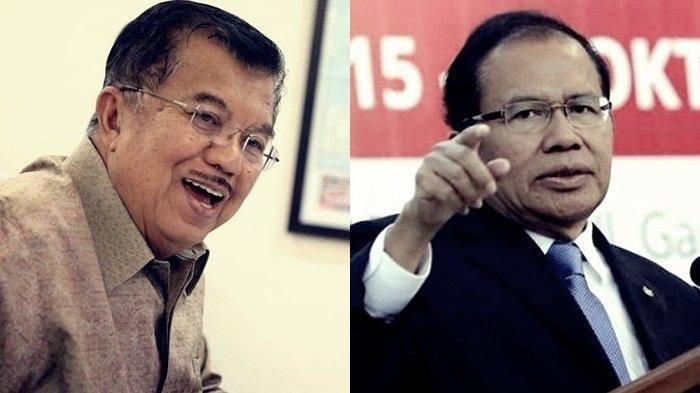 Tema ILC TV One Malam Ini? Karni Ilyas Club Sudah Ramai, JK Blak-blakan Bahas Rizal Ramli & Jokowi
