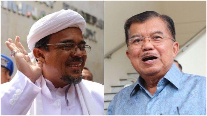 JK Mencuat Capres,JK-Anies Menuju Pilpres 2024,Dikaitkan Kepulangan Rizieq Shihab, Ini Penyebabnya!