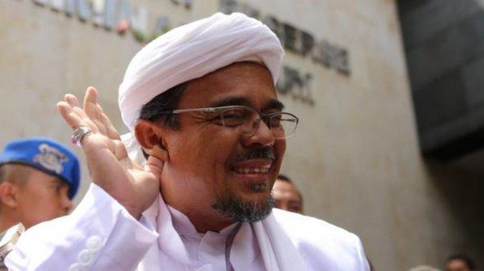 Rizieq Shihab Eks Pimpinan FPI Ternyata Tak Hanya Dipidana, Hukuman Lain Diterima Ayah Najwa Shihab