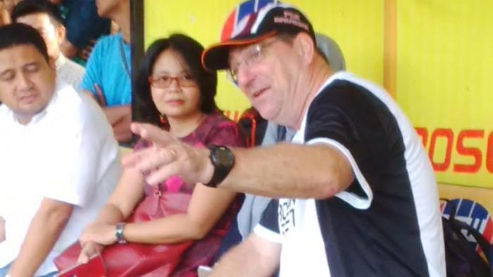 Robert Rene Akan Atur Makanan Pemain PSM Makassar