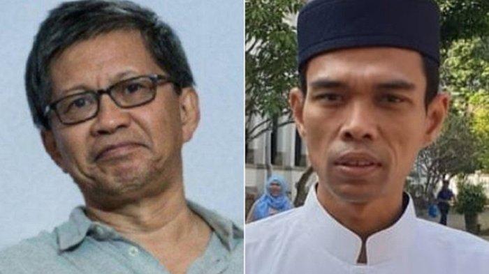 Rocky Gerung Bahas Dana Haji,EK:Mbak Najwa Shihab Besok Undang Abdul Somad dong Buat Bahas Isu Pajak