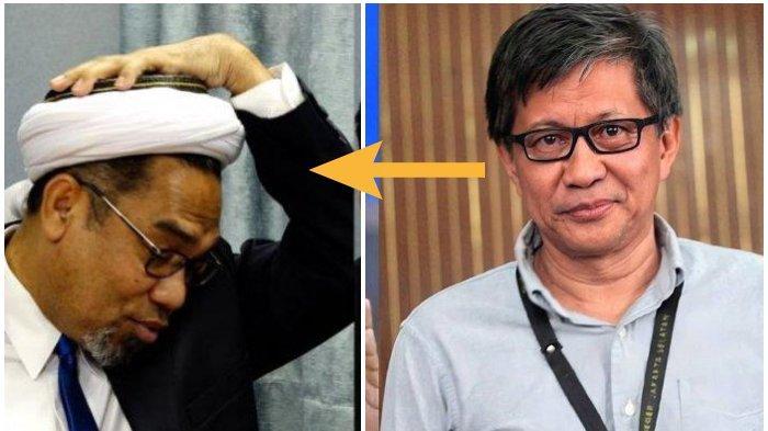 Rocky Gerung dan Ali Ngabalin Kembali Memanas, Anak Buah Jokowi Sampai Bahas Prof Abal-abal