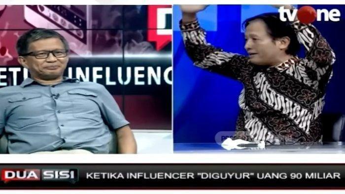 Debat Rocky Gerung vs Henry Subiakto,