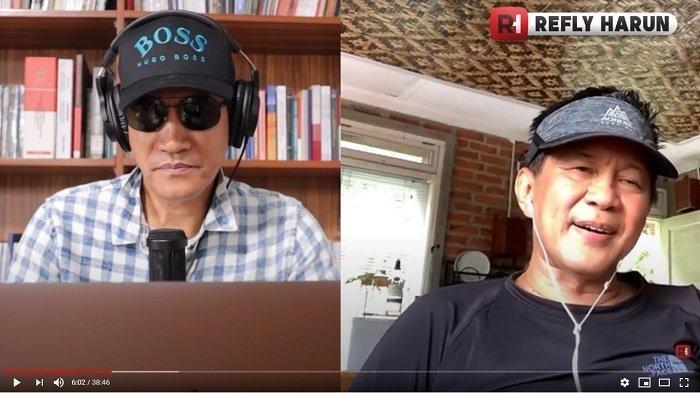 Dicopot Erick Tohir, Rocky Gerung Sebut Refly Harun Sudah Tak Punya Power hingga Kini Jadi YouTuber