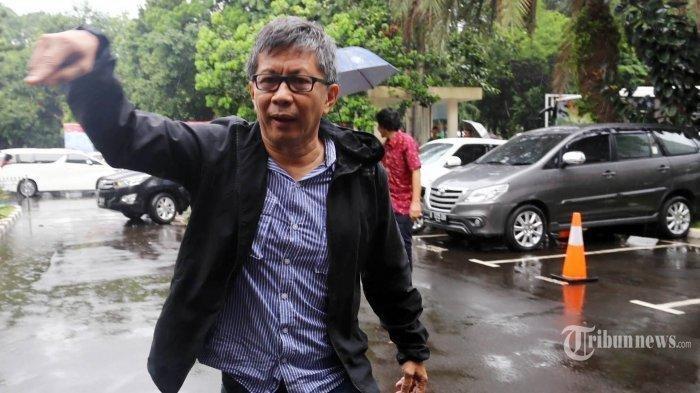 Rocky Gerung 5 Jam Diperiksa Polisi Kasus Fiksi April 2018, 'Fiksi Itu Baik Sebaliknya Jika Fiktif'