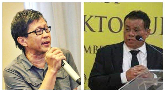 'Rektor UI Kalo Kena Covid, Virusnya yang Isoman', Rocky Gerung: Seharusnya Sudah Pingsan Dibully