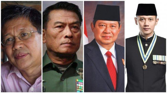 Moeldoko Bawa Nama LBP, Rocky Gerung Anggap Memperpanjang ...