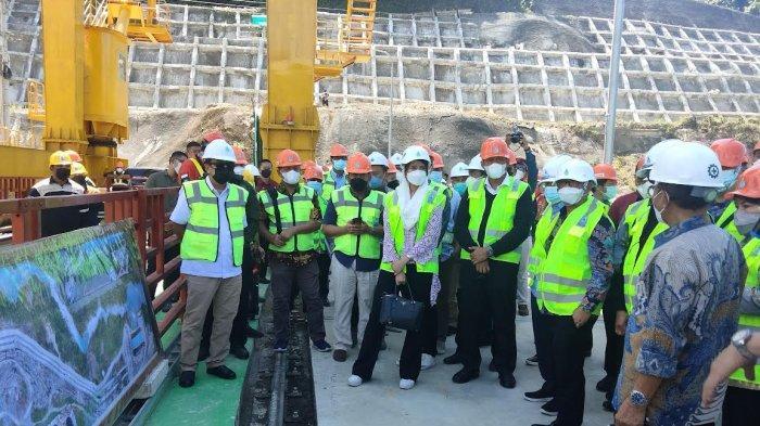 Kunjungi PLTA Poso, Ketua Komisi VII DPR RI: Poso Miliki Kehandalan Energi
