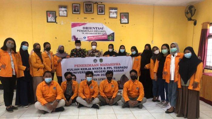 KKN di Luwu Timur, Mahasiswa UNM Fokus Pelatihan Sablon Baju dan Pengembangan Pariwisata