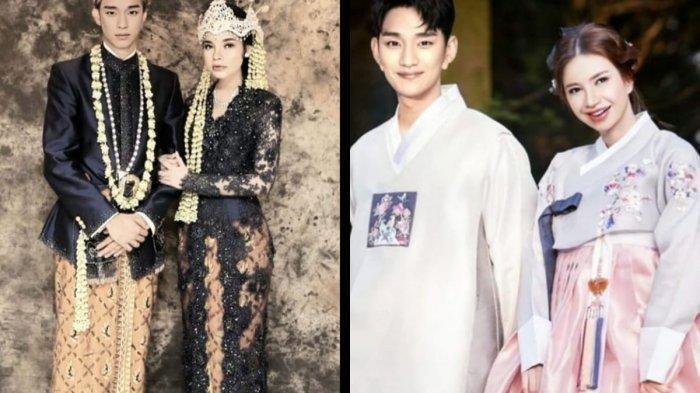 Foto Pernikahan Rossa dengan Aktor Korea Kim Soo Hyun Viral, Digelar Diam-diam karena Pandemi Corona