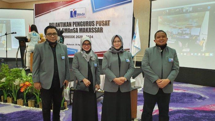 Rossy Timur Jabat Wakil Bendahara PP IKA Smansa Makassar