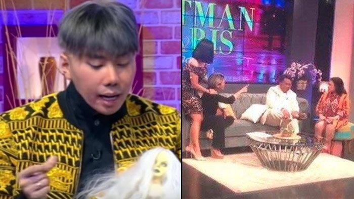 Roy Kiyoshi Ramal Akhir Saling 'Serang' Nikita-Elza-Hotman, Melaney Ketakutan 'Benar Ngapain Takut?'