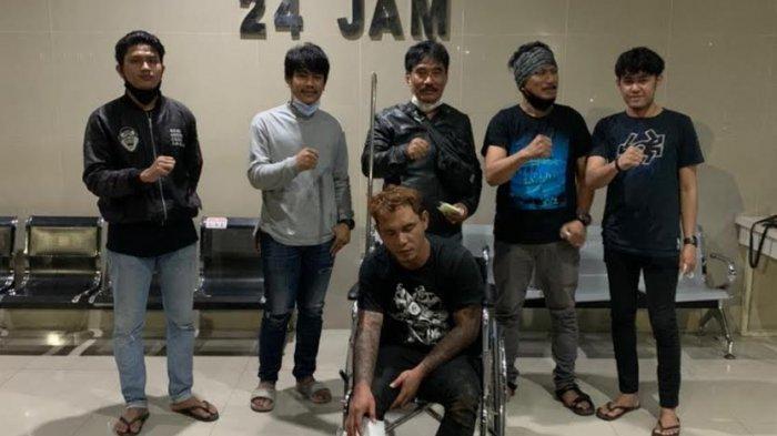 Preman Bekas Pembunuh di Makassar Ditembak Polisi Usai Begal Pelajar di Sudiang