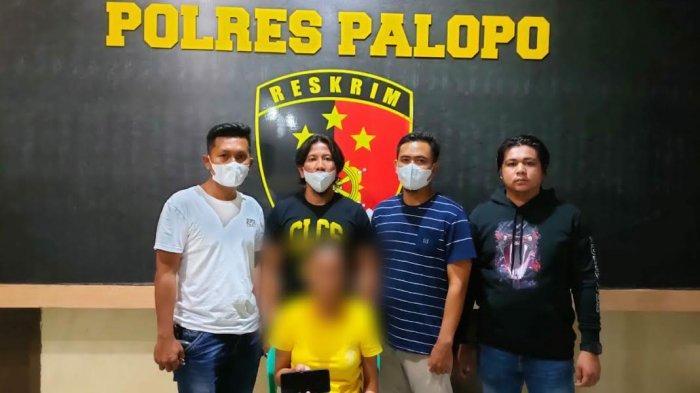 Jual Anak di Bawah Umur Rp700 Ribu Sekali Kencan, Mahasiswa Asal Luwu Ditangkap di Palopo