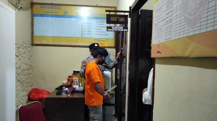 Modus Tanyakan Keperawanan, Ayah di Makassar Tega Rudapaksa Anak Kandung
