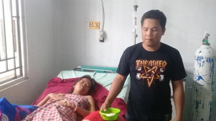 Tak Punya Biaya ke Makassar, Begini Kondisi Pasien Leukemia di RSUD Sulbar