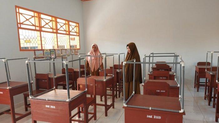 Juli 2021, Siswa di Kabupaten Luwu Sudah Belajar Tatap Muka