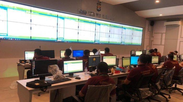 Polda Sulbar Pasang 140 Unit Kamera CCTV Pengawasan di Enam Kabupaten