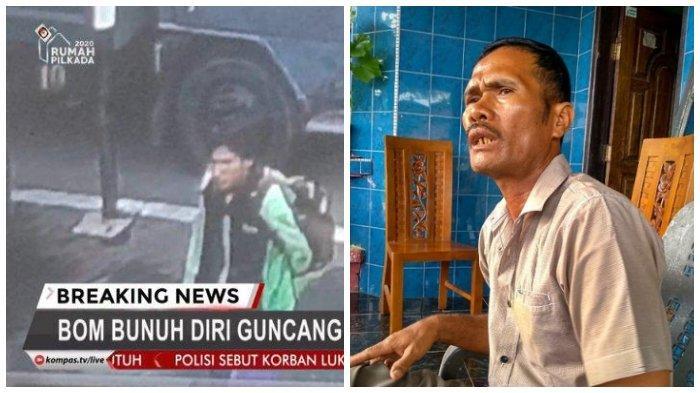 Curhat Ayah 3 Terduga Pelaku Bom di Polrestabes Medan, 'Kok Gini Kalian. Bapak Kan Nyuruh . . . '