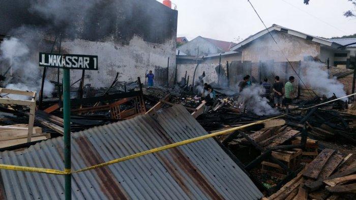 Kasus Kebakaran di Makassar Bulan Ini Meningkat, Masyarakat Diminta Berhati-hati