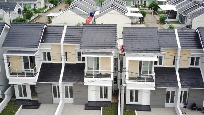 IMB Property Tawarkan 14 Unit Rumah 2 Lantai di Griya Permata Lestari