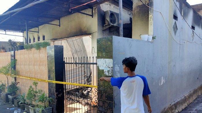 Polisi Masih Selidiki Penyebab Kebakaran di Jl Tanjung Alang Makassar