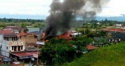 Profil Singkat Kelurahan Baliase Luwu Utara, Lokasi Kejadian Kebakaran Rumah Kontrakan 16 Kamar