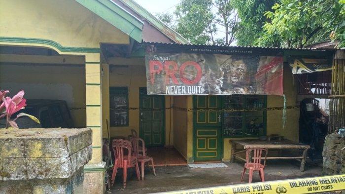 Rumah Korban Pesugihan di Gowa Dipasangi Garis Polisi